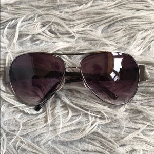 Nelson Aviator Gradient Sunglasses